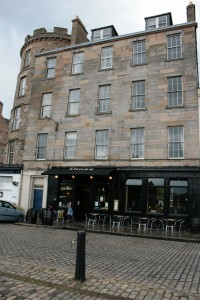 The Shore pub, Leith