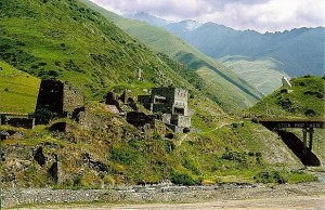 North Ossetia, North Caucasus