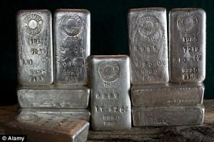 SS-Gairsoppa-silver-bars