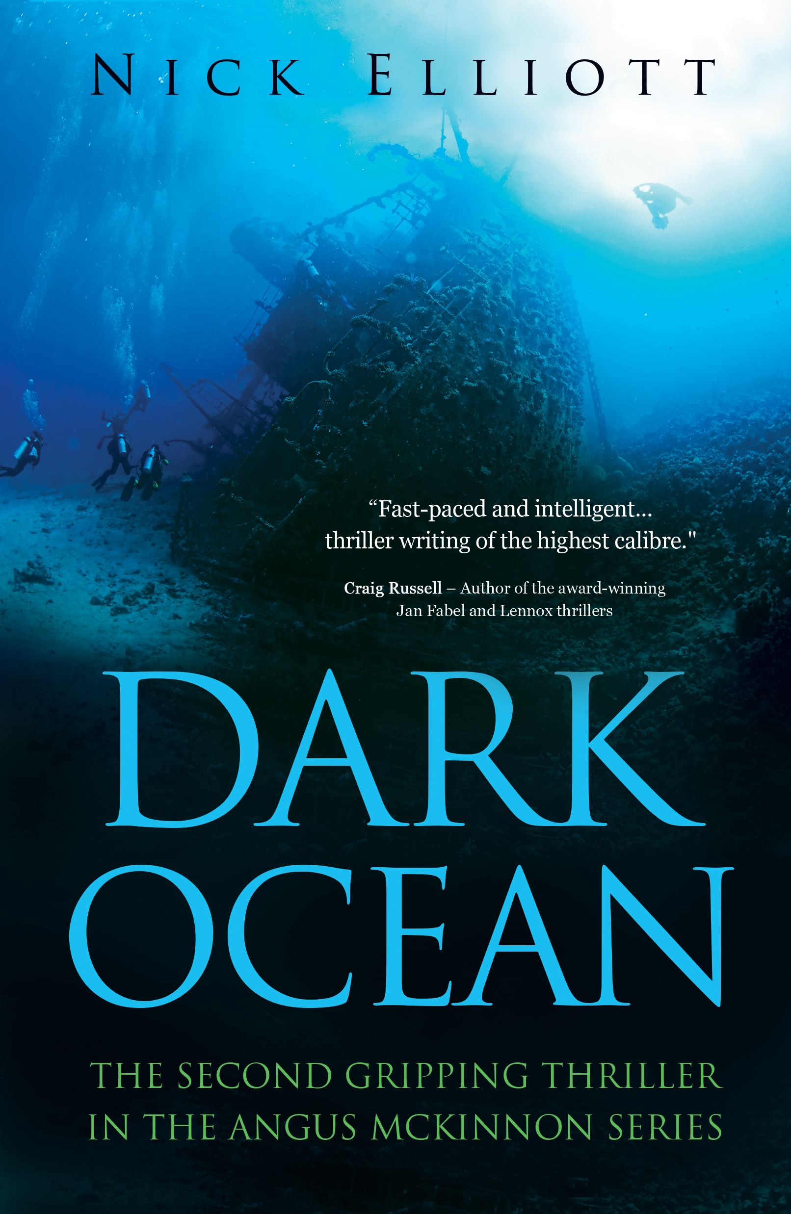 DARK OCEAN: BOOKBUB FEATURED DEAL COMING UP – BUT ALREADY ON